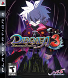 Disgaea 3: Absence of Justice (PlayStation 3)